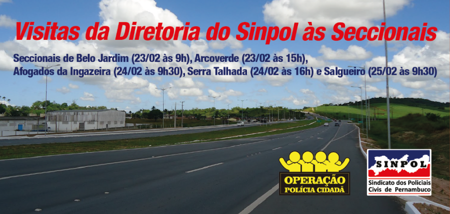 visita do sinpol as seccionais-01